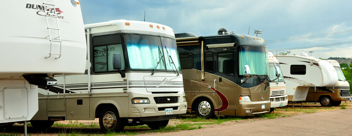 Bring Your Toys & Storage Units Colorado Springs | Self Storage u0026 Mini Units